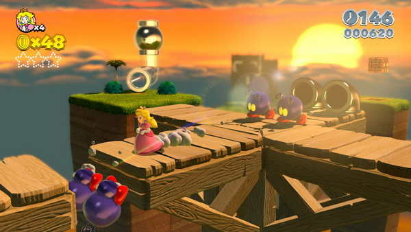 Review Super Mario 3D World