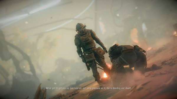 Review game Killzone: Shadow Fall