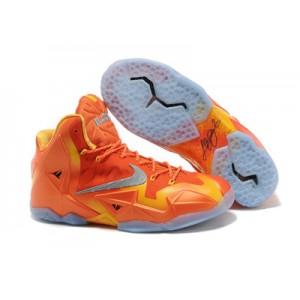 XI - נעלי כדורסל נייק לברון גיימס