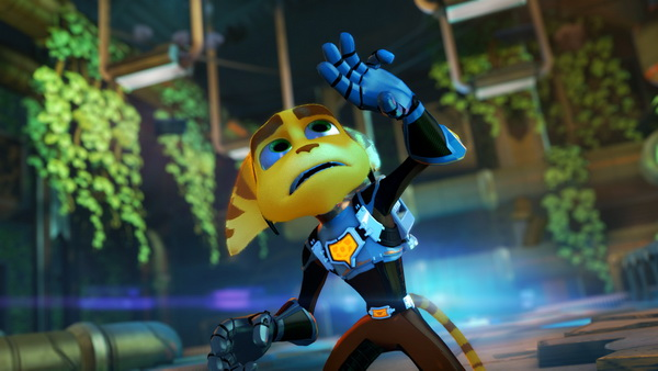 Review Ratchet & Clank: Into the Nexus