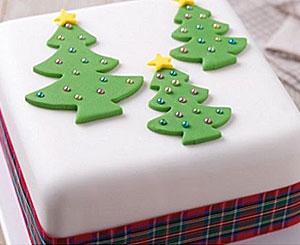 новогодние торты 10