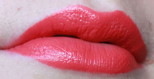Tom Ford Lipstick - True Coral avaliação swatches
