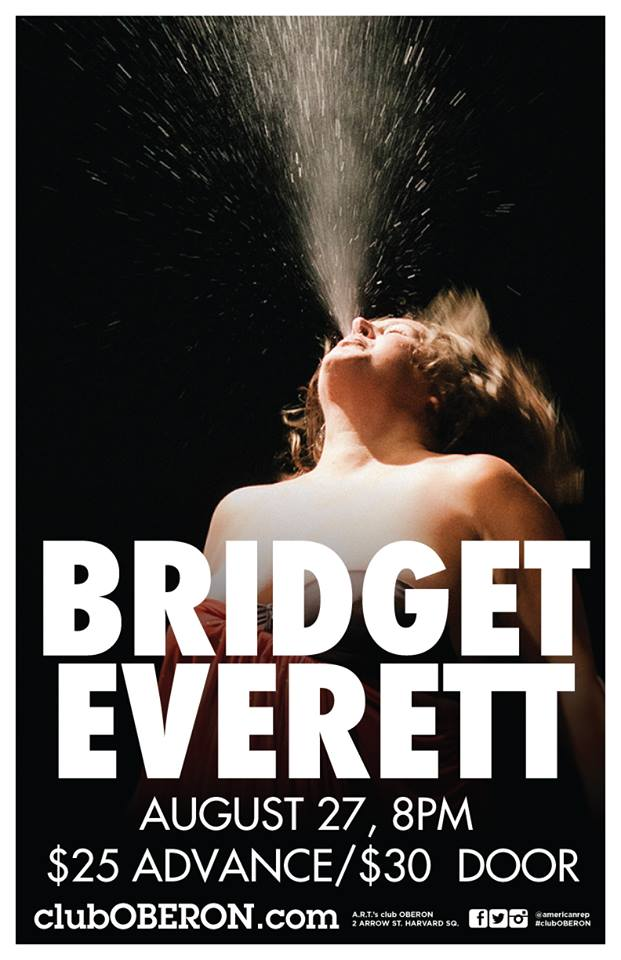 Bridget Everett Returns to OBERON!