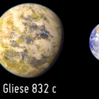 Alien Life Supporting Super-Earth Gliese 832c Discovered - Aliens UFO News, UFO Sightings and Roswell UFO Incident   World Cup 2014