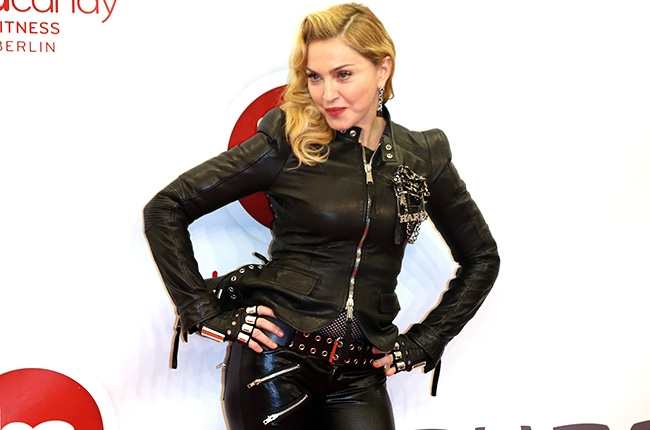 Madonna Photographer Claims To Be 'Listening To The New Album'