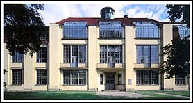 School of Arts, Weimar, 1992