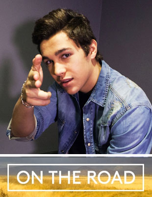On the Road with Austin Mahone