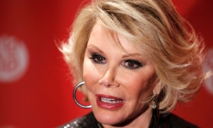 Joan Rivers, pioneering comedian and entertainer, dies aged 81