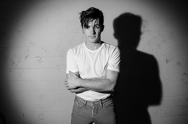 Drake Bell Talks 'Ready Steady Go!' Album: Exclusive Behind-The-Scenes Video