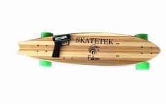 500W Indonesian Bamboo Falcon Electric Skateborad