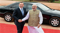 Australian PM returns 11th century stolen idols to Modi