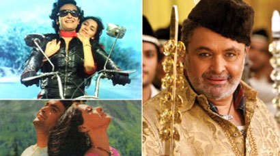 IN PICS: Happy Birthday Rishi Kapoor - From perennial romantic hero to a scheming villain
