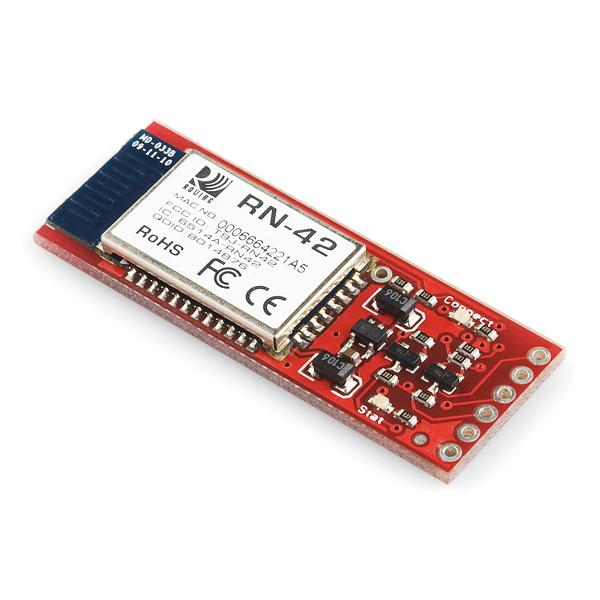 BlueSmirf Bluetooth Module