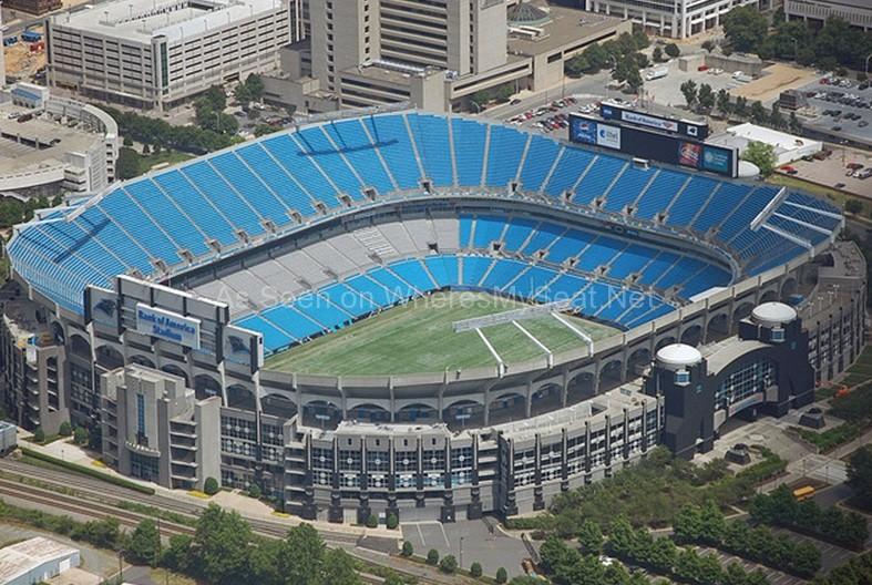Bank of America Stadium Bank of America Stadium, Charlotte NC