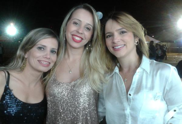 Lilian de Mesquita, Márcia Fernandes e Angela Lento (Maíra de Deus Brito/CB/D.A Press)