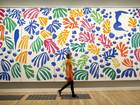 Matisse: The Cut-Outs exhibition attracted 562,000 visitors to the Tate Modern from April to September