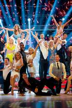Sequins ahoy as Strictly Come Dancing takes to the floor once more