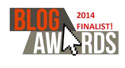 Shortlisted in the National UK Blog Awards!