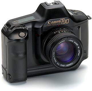 Colani Style for Canon T90