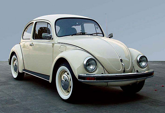 Next generation VW Beetle