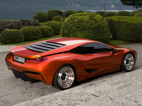 BMW M1 in the Modern version