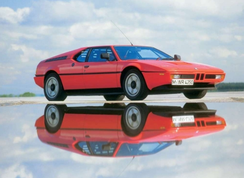 The 1979 BMW M1