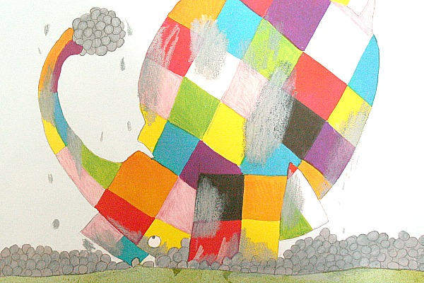 Elmer by David McKee | We are all the same but different