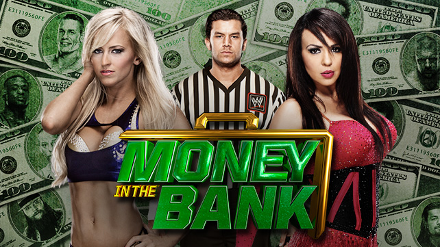 Summer Rae vs. Layla Money In The Bank
