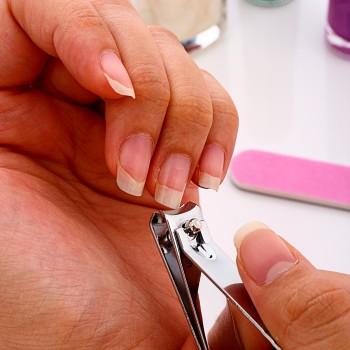 nail-trimming