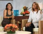 Jada Pinkett Smith on 'The Queen Latifah Show' Monday talked about her upcoming role in 'Magic Mike XXL.'