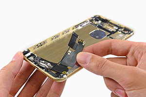 Check out iPhone 6, iPhone 6 Plus innards