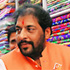 Gopal Kanda in conversation with voters at a saree shop in Sirsa city during his campaign.Gajendra yadav