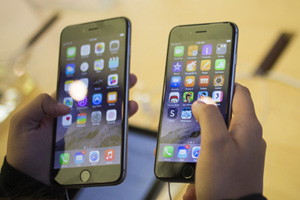 10 mn iPhone 6, 6 Plus sold, says Apple Inc