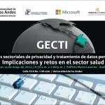 Tratamiento de datos y privacidad: implicaciones en el sector salud (14 de mayo de 2014)