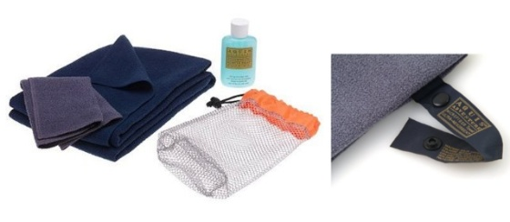 towel Top 20 Essential Travel Gear