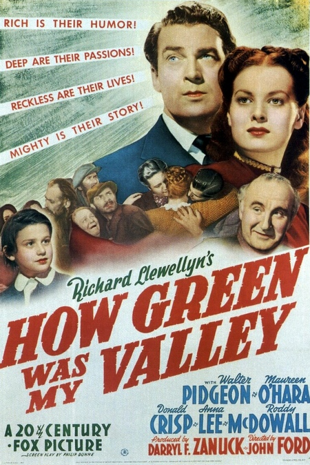How Green Was My Valley Beat Citizen Kane