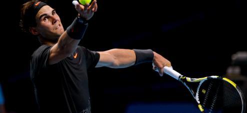 Rafael Nadal n'a jamais perdu cette année contre Roger Federer, qu'il affronte mardi