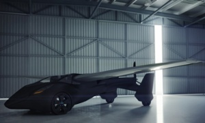 Finally, the flying car may have landed