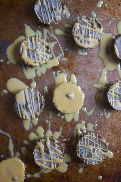 Frozen Cocoa PB Banana Bites from Healthy Food For Living