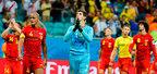 Футбол / Израиль - Бельгия. Евро - 2016. Отборочный турнир смотреть прямую трансляцию