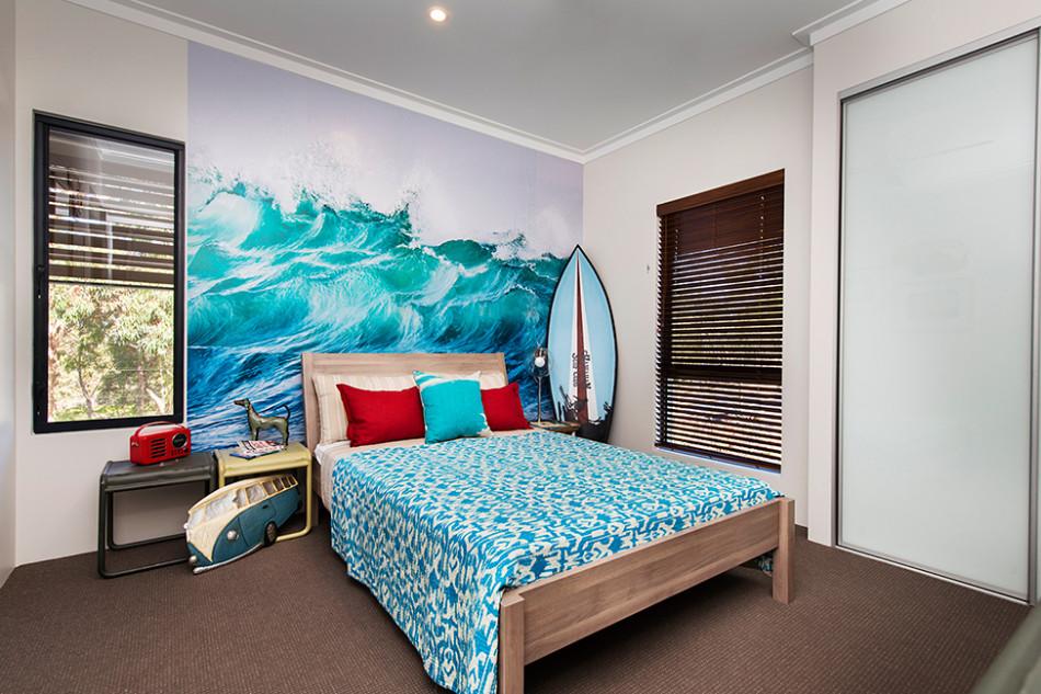 Ngôi nhà hiện đại cá tính tại Úc