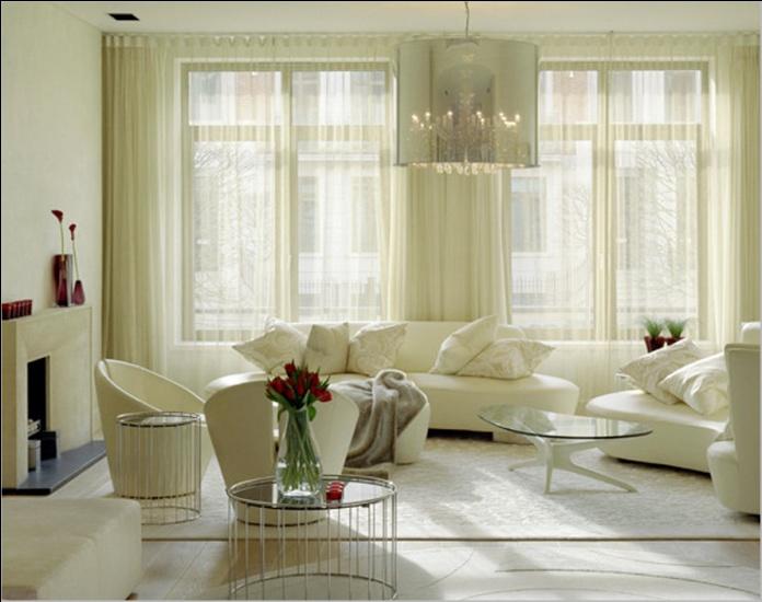 Những mẫu rèm làm mới ngôi nhà thân yêu