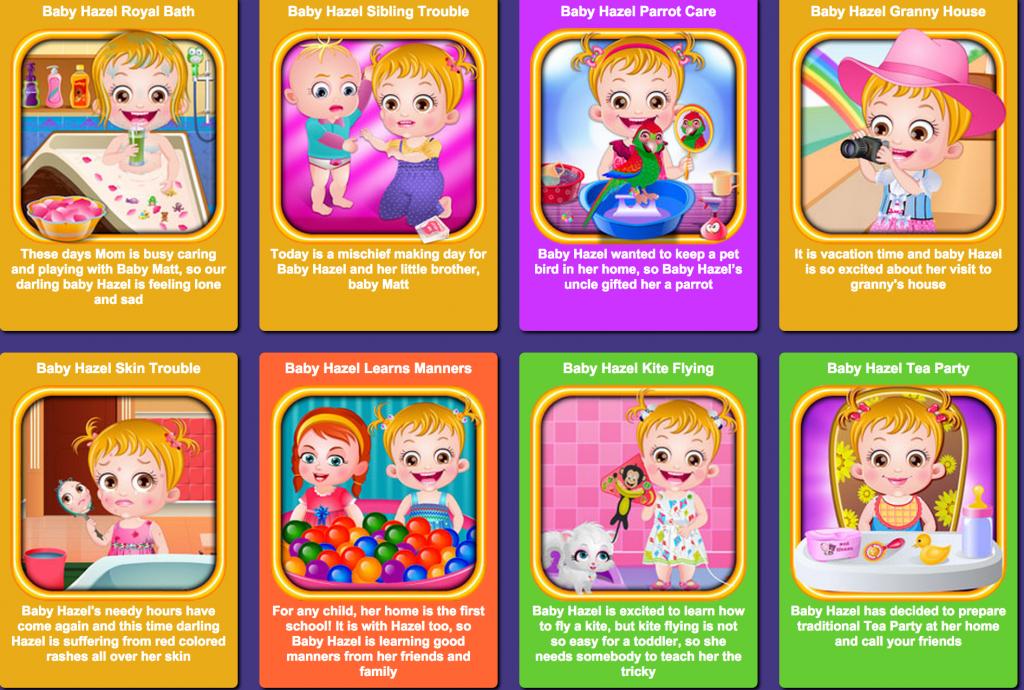 baby-hazel-game.com
