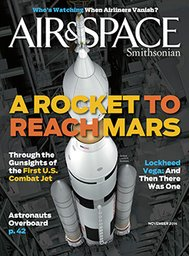 October 2014 magazine cover