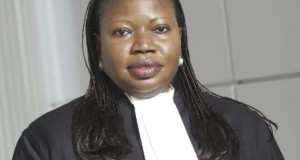 Prosecutor Fatou Bensouda.