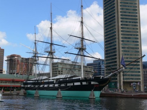 USSConstellation About