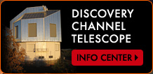 Learn about the Discovery Channel Telescope