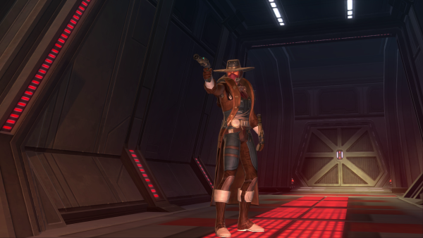 l50 smuggler gunslinger 2 Star Wars: The Old Republic    the story behind a galactic gamble