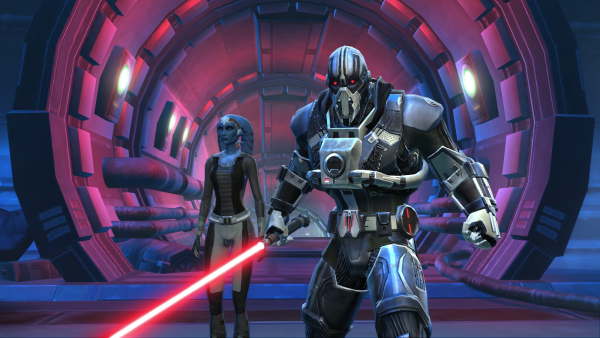 l50 sith juggernaut 2 Star Wars: The Old Republic    the story behind a galactic gamble