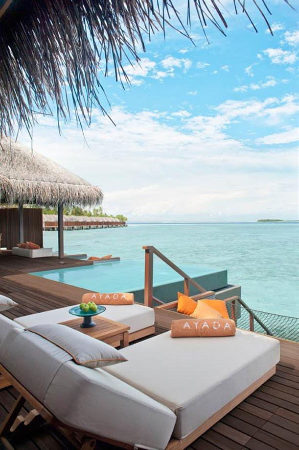 Villas Above the Sea Natural and Luxury - Lounge chair